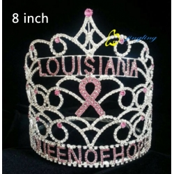 Crown Stock Ribbon Crown
