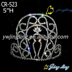 Pageant Crown body shape