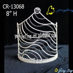 charm wave shape crown