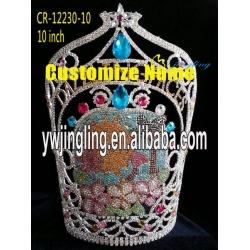 Pageant Crown Sun Flowers Crown