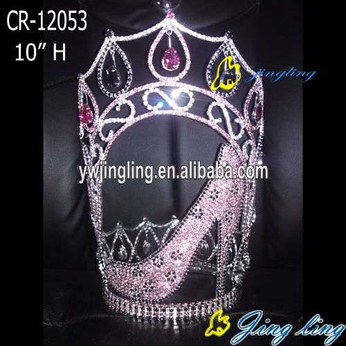 crown high heels shape