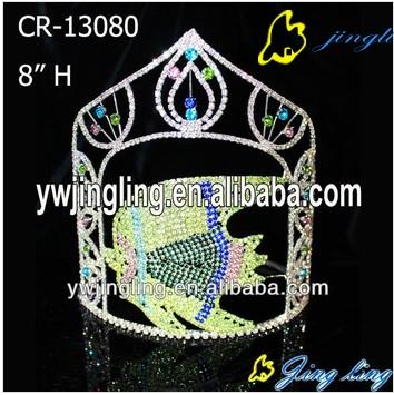 Animal Crown Fish Shape