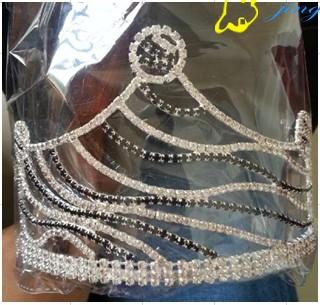 Crown Stock Zebra Shape Crown