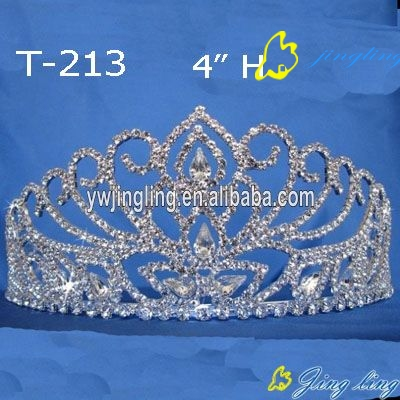 pageant Crown Flower Shape