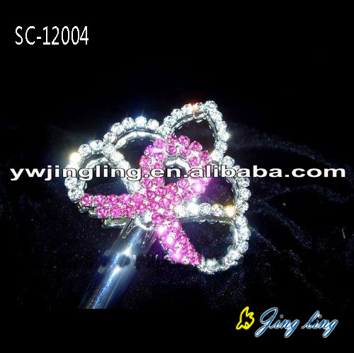 charm ribbon scepters