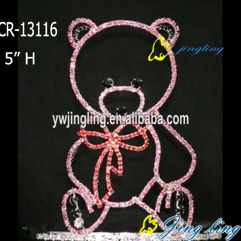crown animal shape bear