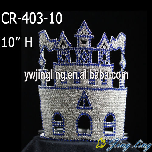 castle pageant crowns