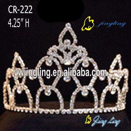 Holiday Pageant Crowns