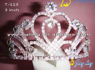 Holiday Pageant Crowns Princess Crown