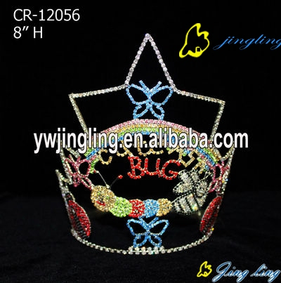 animal Crown Butterfly Shape