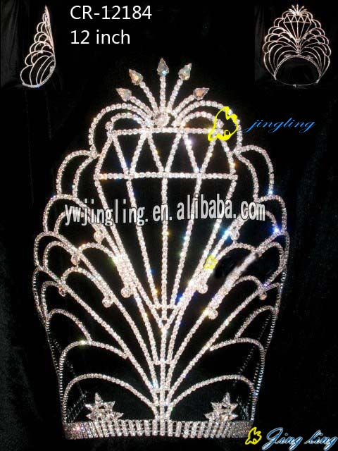 big size Pageant Crown