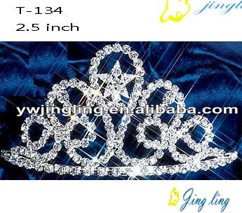 Patriotic Crown And Tiaras