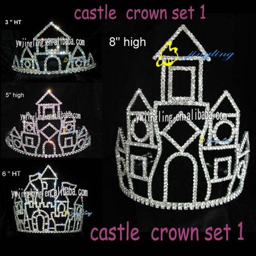 Crown Group Castle Shape