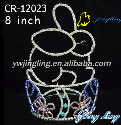 animal Crown Rabbit Shape