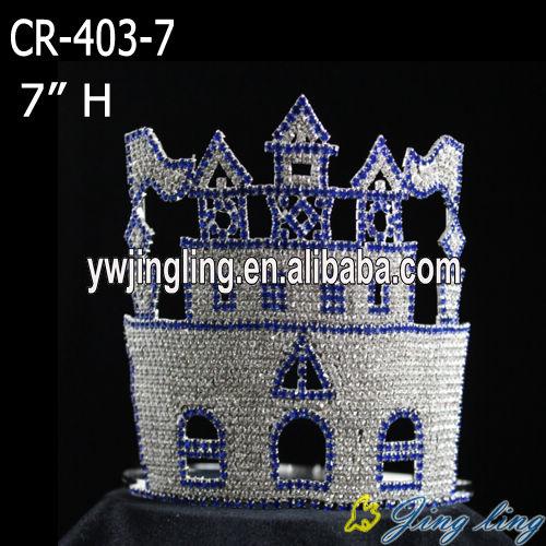 Custom castle crowns