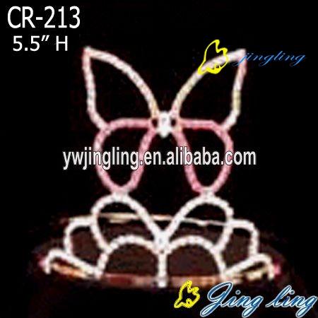 Easter Tiara Crowns Butterfly Shape