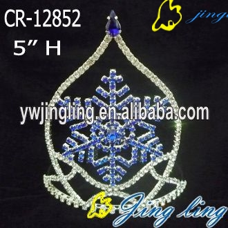 Holiday Snowflake  Christmas Pageant Crown