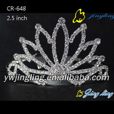 wedding crown bride crown tiara CR-648