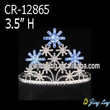Holiday Crown  Flower shape