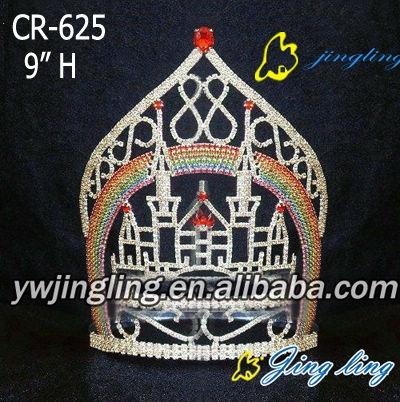 crown castle shape
