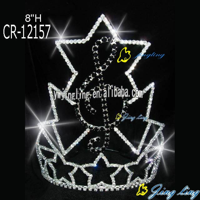 Wholesale Custom Star Of July 4th Crowns