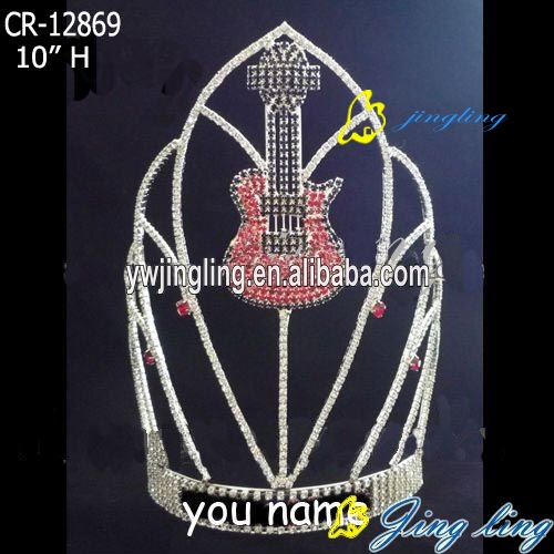 crown guitar shape