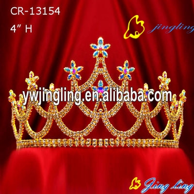 Patriotic Crown AB Crystal