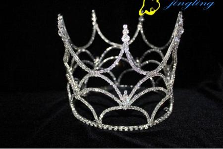 new custom design full round crown