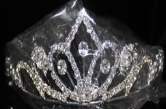 Stock wedding crown 087