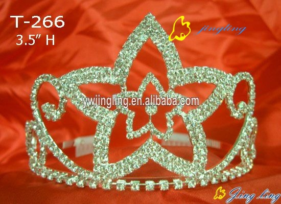 Patriotic Star Crown For July 4th Pageant