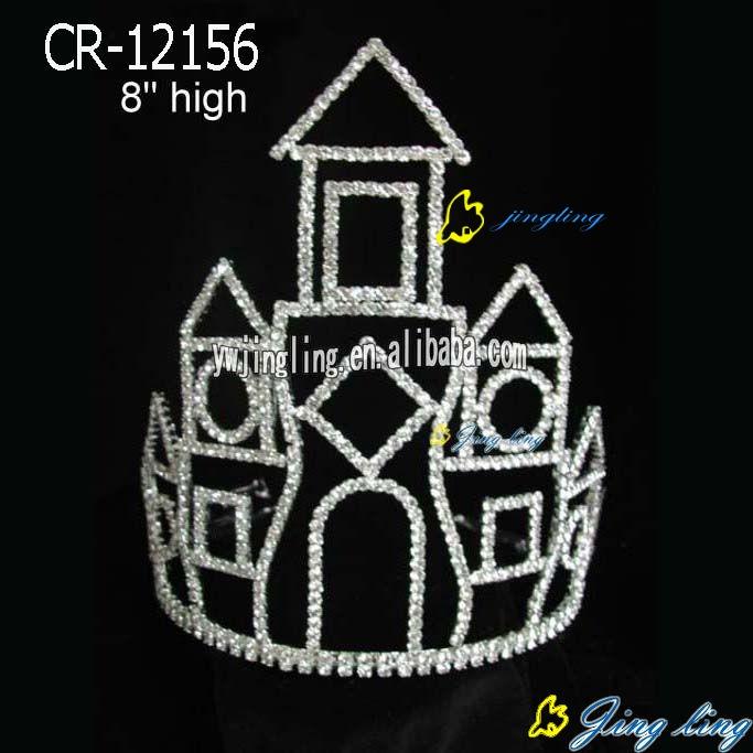 Pageant Crown Castle Shape