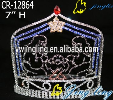 holiday pageant for nativity crown