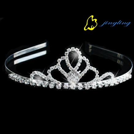 custome rhinestone hair accessory