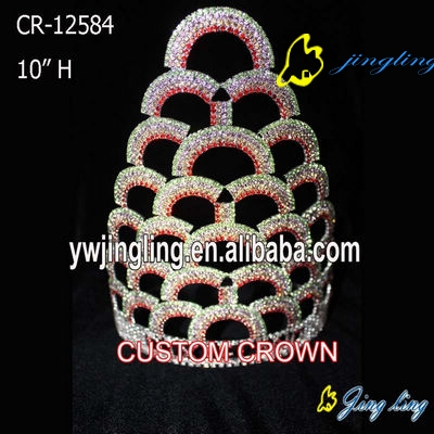 New Design Rainbow Crown