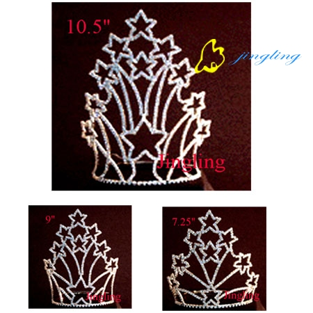 Holiday Crown  Group crown