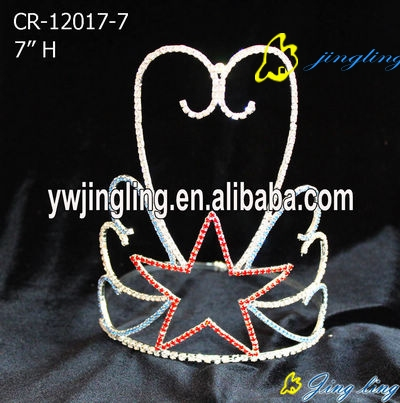 Patriotic Crown