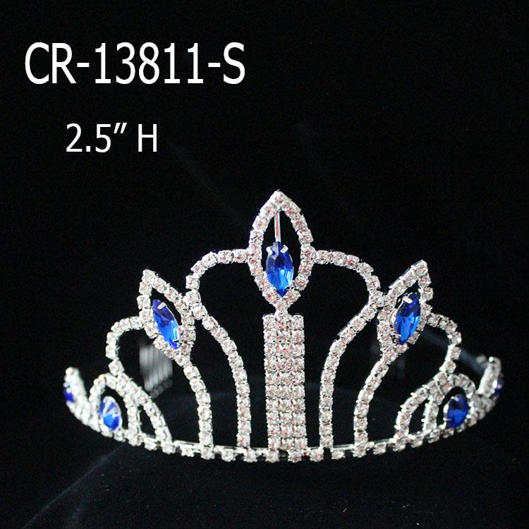 Wholesale Small Cheap Crystal Tiaras