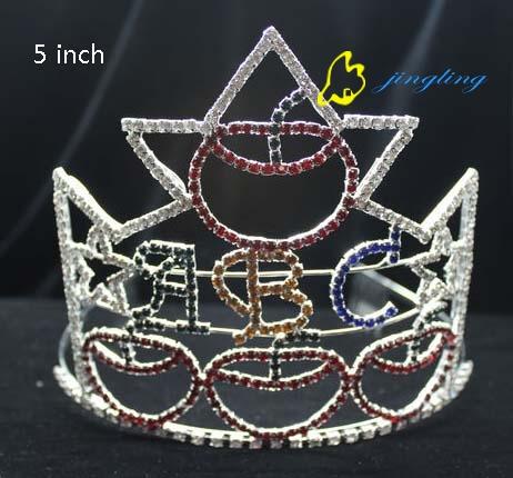 Crown Stock Patriotic Crown