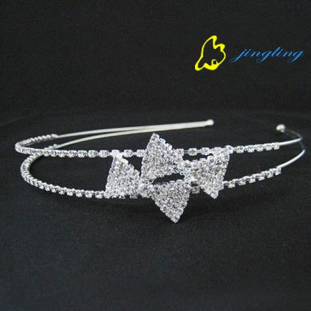 butterfly shaped tiara hairband