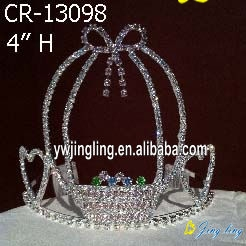 Pageant Crown Bow Shape