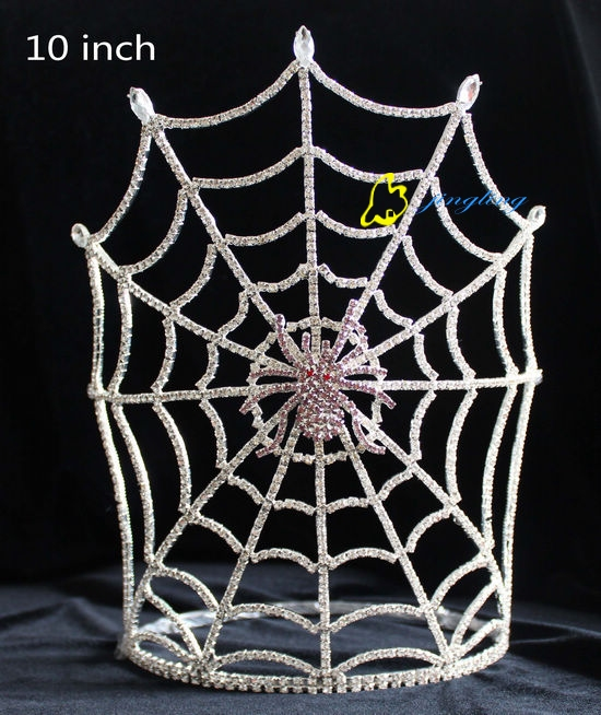 Crown Stock Animal Spider Shape