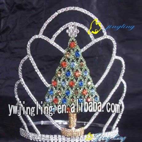 new design Christmas tree crown
