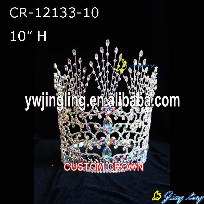 Pageant Crown Flower Shape