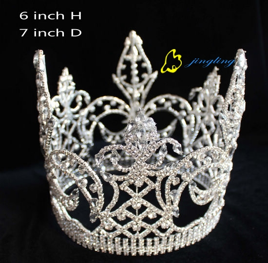 Crown Stock Full Round Crown