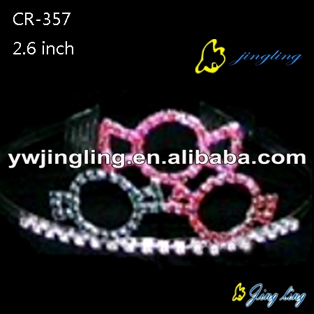 fashion candy tiaras