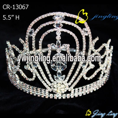 Romatic valentine's day crown