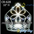 big flower elegant Beauty Pageant Crown