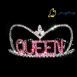 latest queen rhinestone tiara