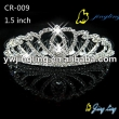 Fashion crystal wedding tiara