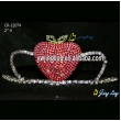 Pageant Crown Strawberry Shape